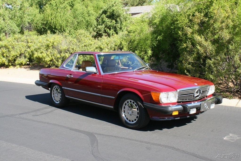 1988 mercedes benz 560 convertible for sale for Mercedes benz s550 convertible for sale