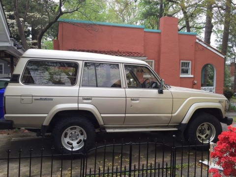 1988 Toyota Land Cruiser Turbo Diesel for sale