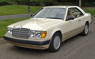 1989 Mercedes-Benz 300CE W124 for sale