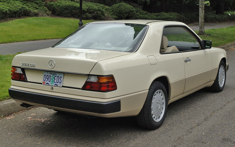 1989 Mercedes Benz 300ce W124 For Sale
