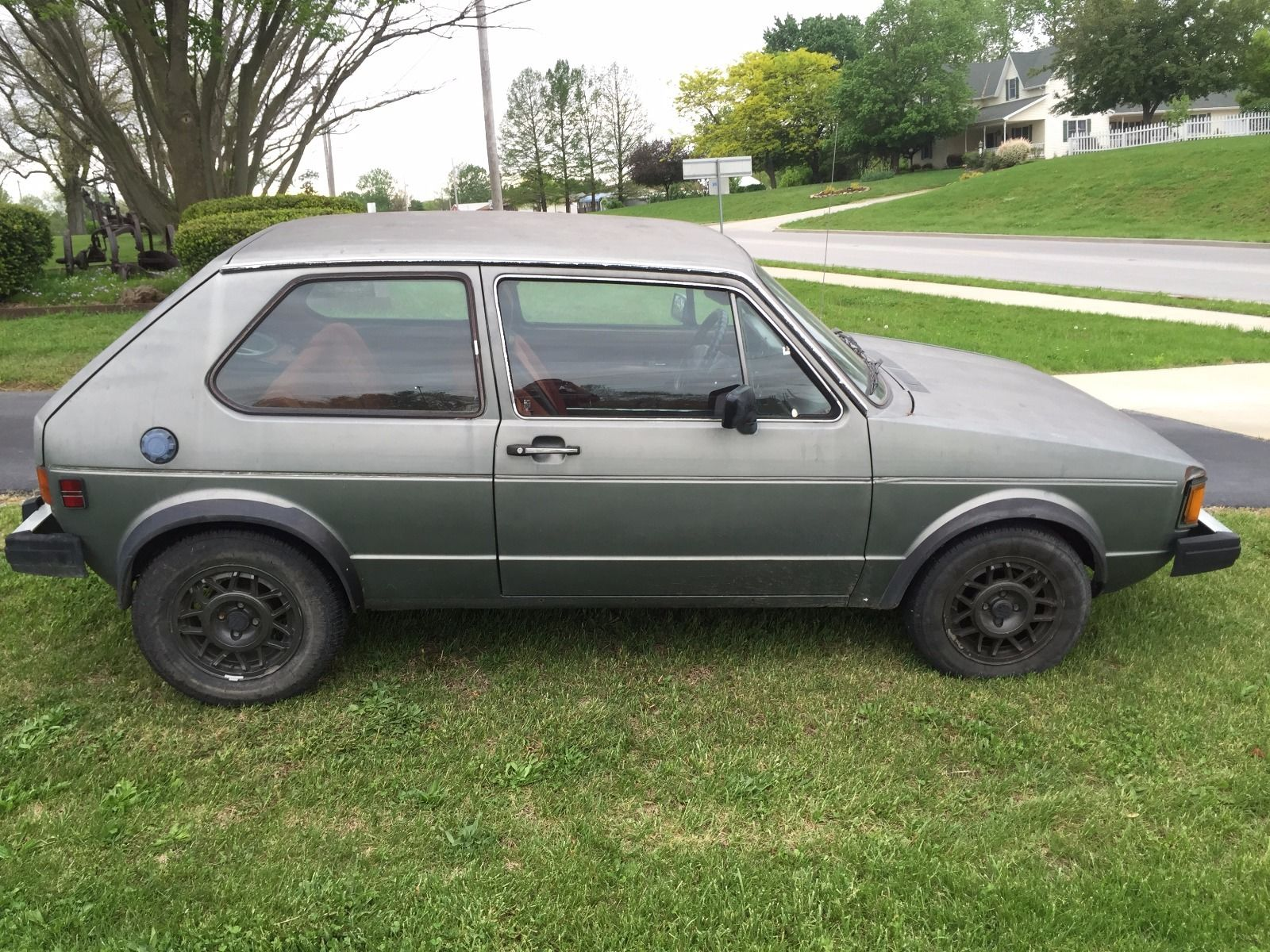 1982 Volkswagen Rabbit Project Car For Sale