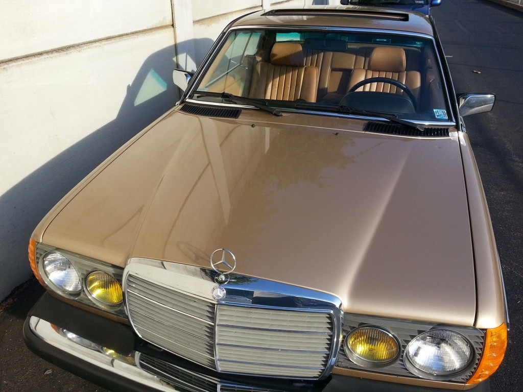 Bobby Rahal Mercedes >> 1983 Mercedes Benz 300CD Coupe for sale