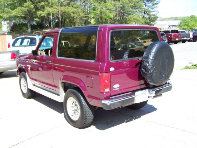1986 Ford Bronco II 4×4