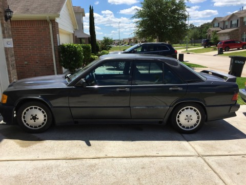 1987 Mercedes Benz 190E 2.3 16v Sedan 2.3L Cosworth W201 for sale