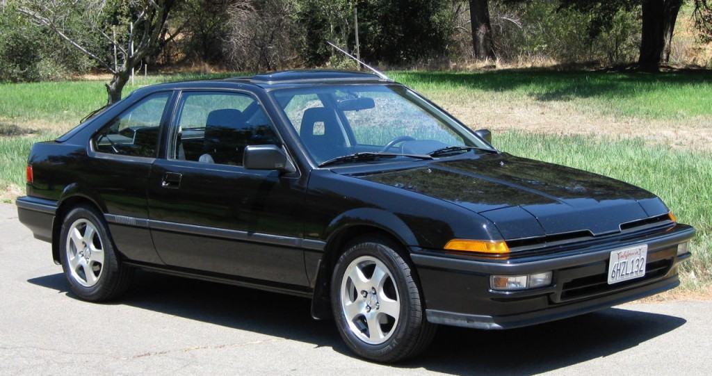 1988 Acura Integra Ls For Sale