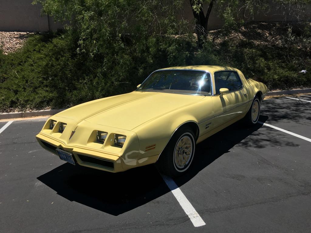 2016 Buick Grand National >> 1980 Pontiac Firebird Esprit for sale