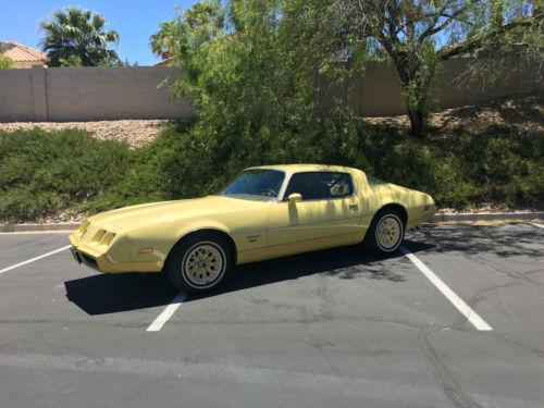 1980 Pontiac Firebird Esprit