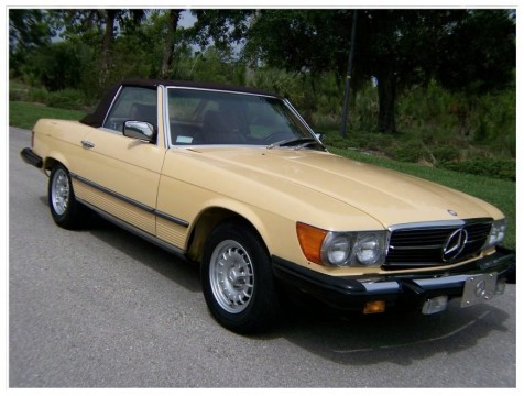 1982 Mercedes Benz SL Class for sale