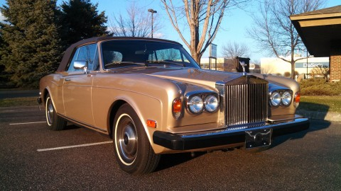 1983 Rolls Royce Corniche for sale