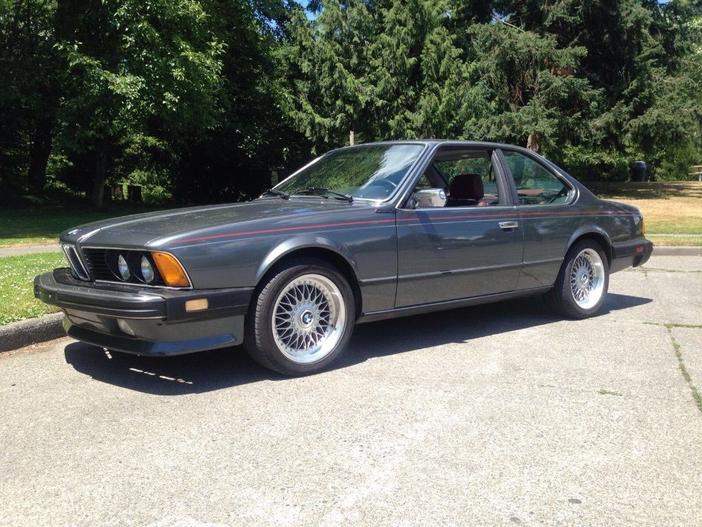 1986 bmw 6 series for sale. Cars Review. Best American Auto & Cars Review