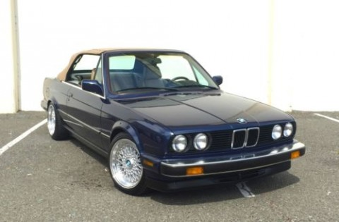 1987 BMW 3 Series 325i for sale
