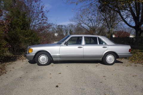 1987 Mercedes Benz S Class 300 SDL for sale