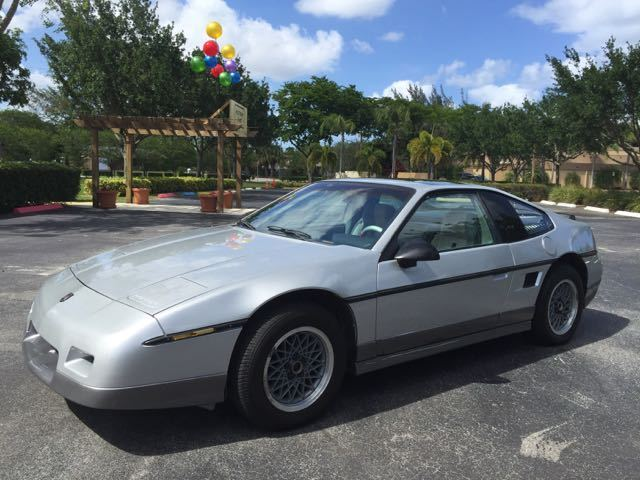 Pontiac Fiero Gt V For Sale