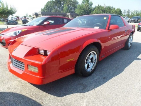 1989 Chevrolet Camaro Rs for sale