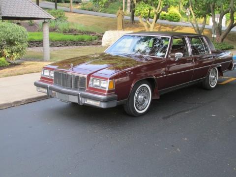 1982 Buick Electra Sedan for sale