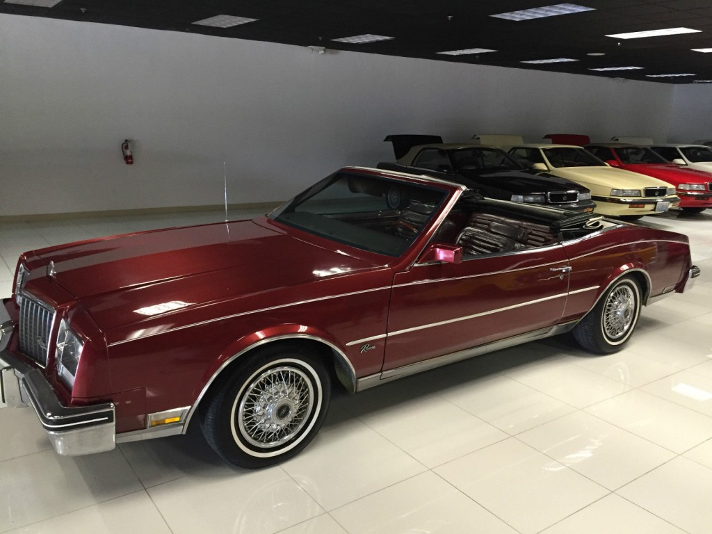 Buick Riviera Convertible For Sale X on 1985 Buick Lesabre 2 Door
