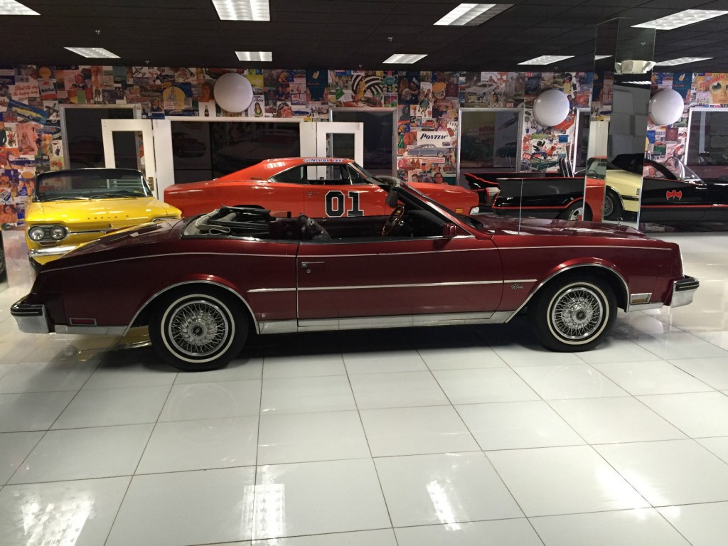 1983 Buick Riviera Convertible on buick riviera supercharged coupe