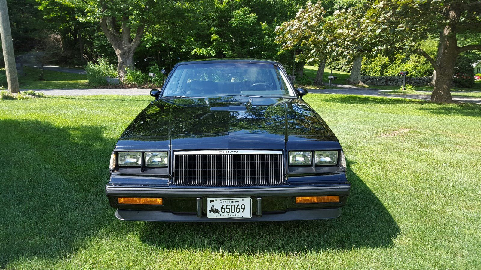 Buick Grand National For Sale on 1987 Buick Lesabre T Type