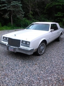 1984 Buick Riviera Coupe for sale