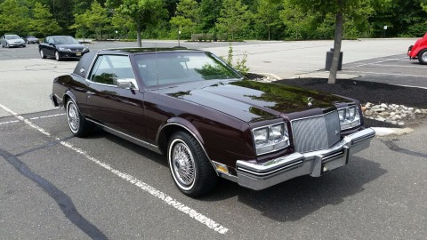 1985 Buick Riviera Coupe for sale