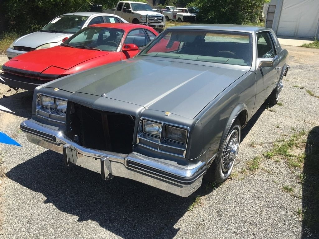 Buick Riviera Coupe For Sale on 1984 Buick Lesabre Limited