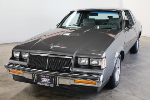 1985 buick regal limited for sale. Black Bedroom Furniture Sets. Home Design Ideas