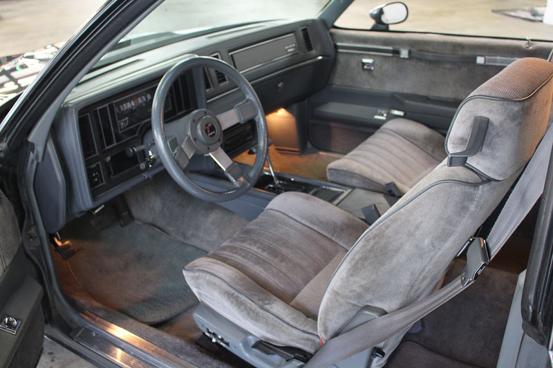 1986 buick regal t type turbo for sale. Black Bedroom Furniture Sets. Home Design Ideas