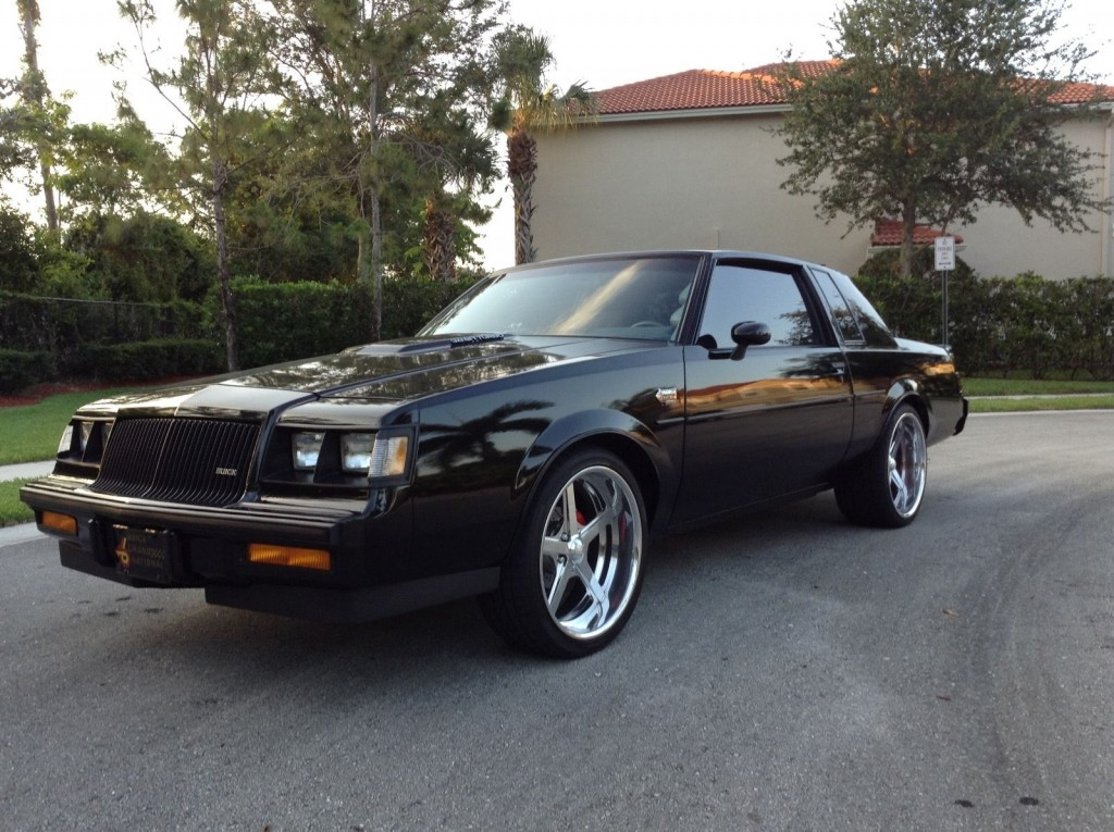 Buick Grand National For Sale X on 1987 Buick Lesabre Interior