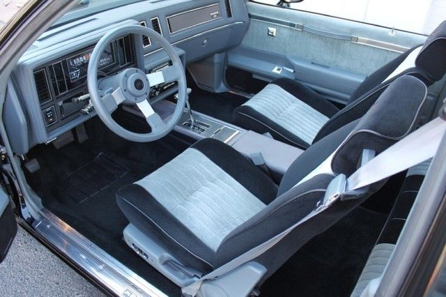 1987 Buick Grand National T-Top