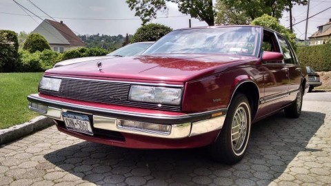 Buick Lesabre Sedan For Sale X on 1989 Buick Lesabre Limited For Sale