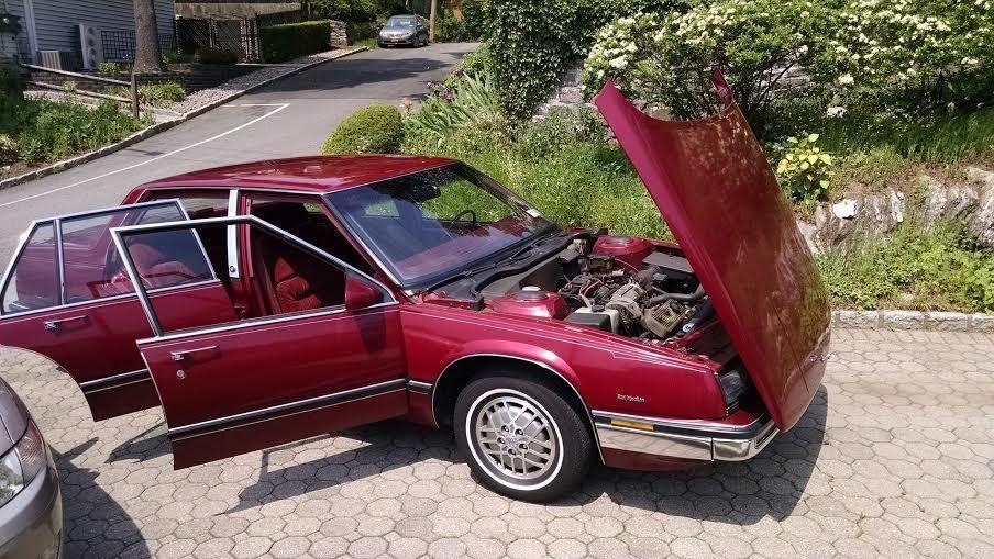 1987 Buick LeSabre Sedan