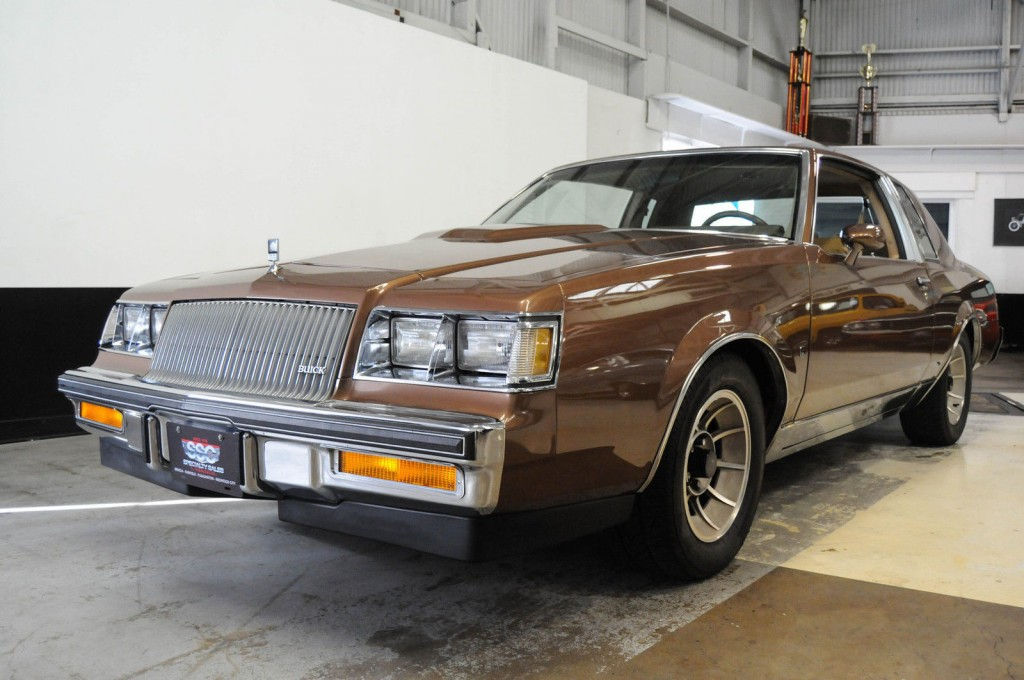 Buick Regal T Type For Sale X on 1987 Buick Lesabre Limited