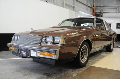 1987 Buick Regal T-Type for sale