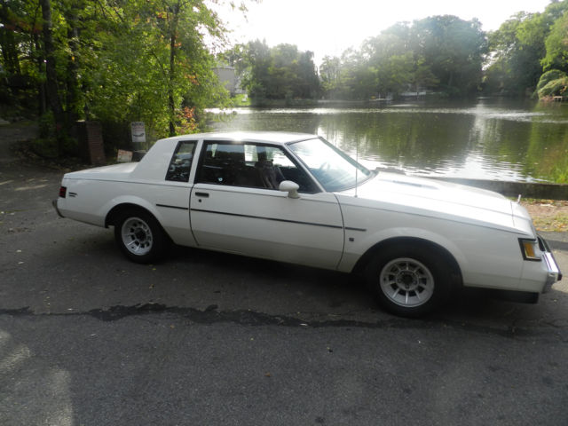 1987 buick regal t type limited turbo coupe for sale. Black Bedroom Furniture Sets. Home Design Ideas