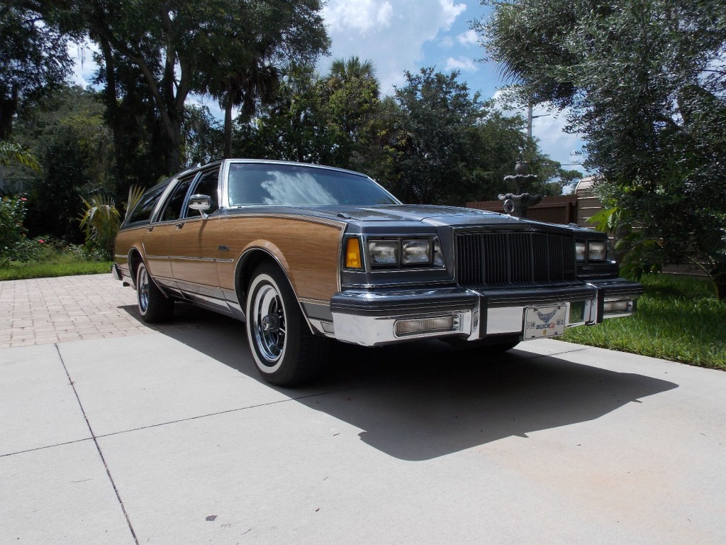 Buick Electra Estate Wagon For Sale X on 1989 Buick Lesabre T Type