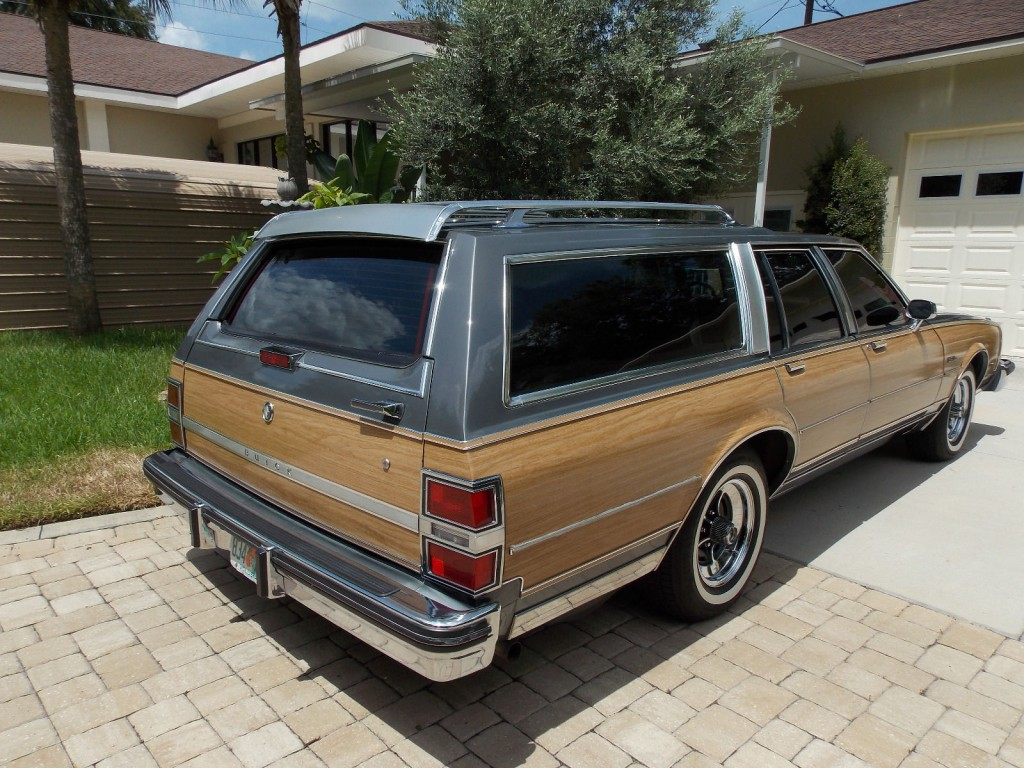 Buick Electra Estate Wagon For Sale X on 1987 Buick Lesabre Limited Coupe