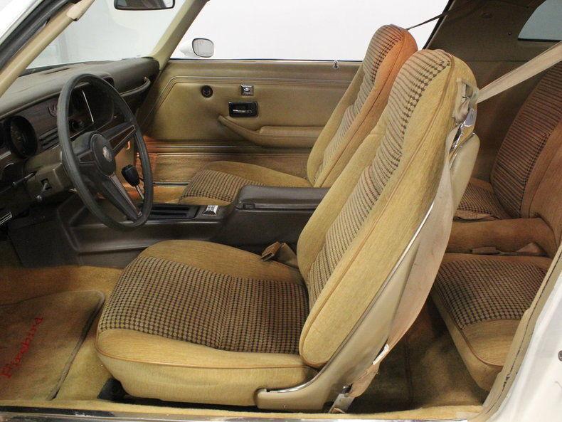 1981 Pontiac Firebird Esprit Coupe 2 Door
