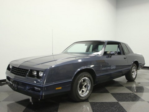 1983 Chevrolet Monte Carlo Base Coupe 2 Door for sale