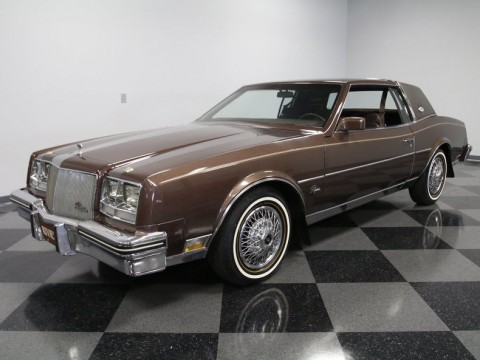 1984 Buick Riviera Base Coupe 2 Door for sale