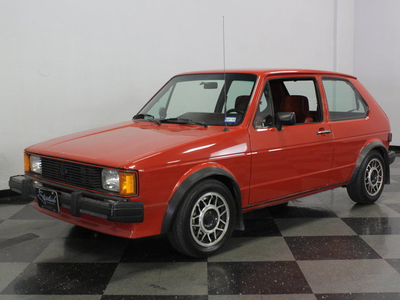 1984 Volkswagen GTI Hatchback 2 Door for sale