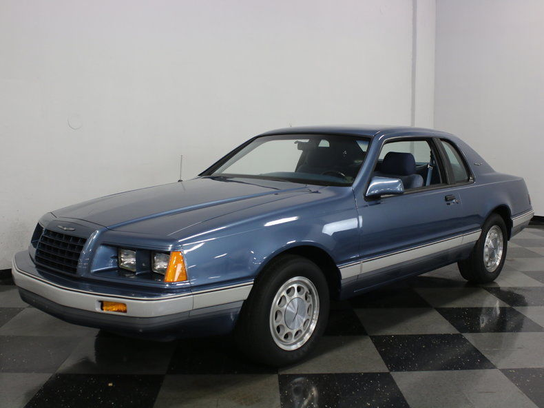 1985 Ford Thunderbird Base Sedan 2 Door