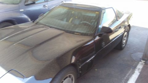 1984 Chevrolet Corvette project car for sale