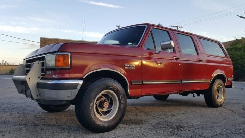 1989 Ford Bronco Metropolitan U100 for sale
