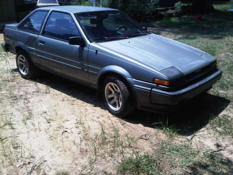 1987 Toyota Corolla GTS Twin cam for sale