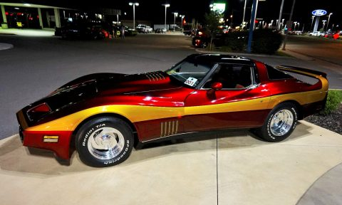 Amazing Restomod 1980 Chevrolet Corvette Custom for sale