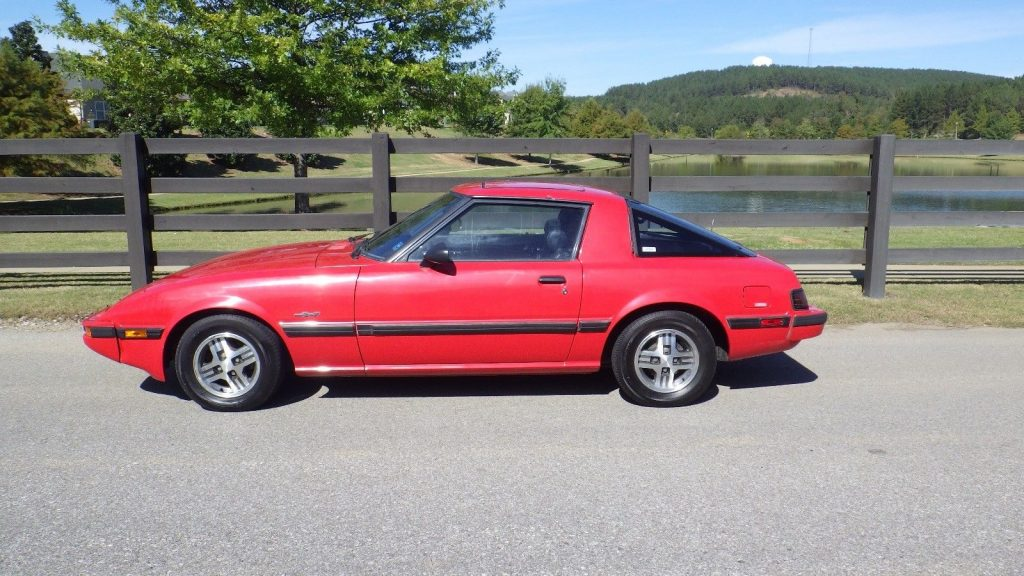1983 Mazda Rx 7 For Sale
