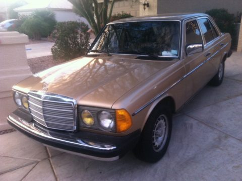 1985 Mercedes-Benz 300 Turbodiesel for sale