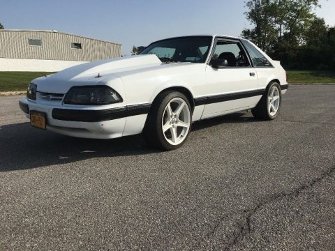 1988 Ford Mustang Foxbody with Built 408w Roller motor for sale