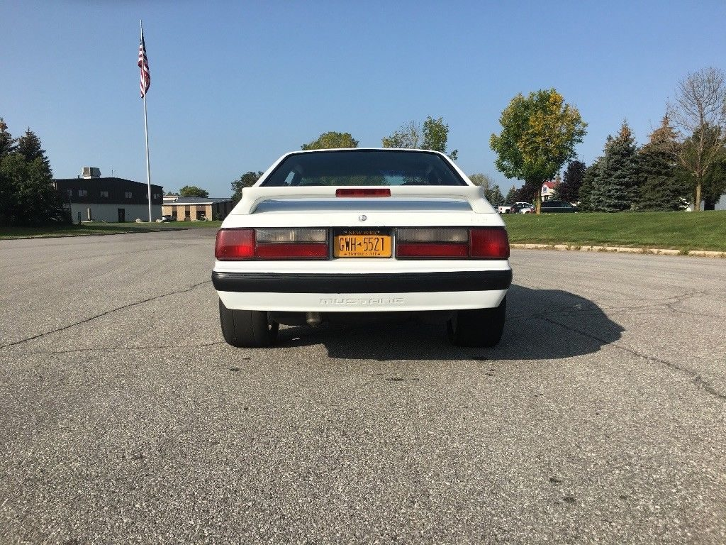 1988 Ford Mustang Foxbody with Built 408w Roller motor