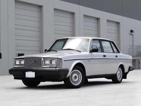 1984 Volvo 240 GL Sedan for sale